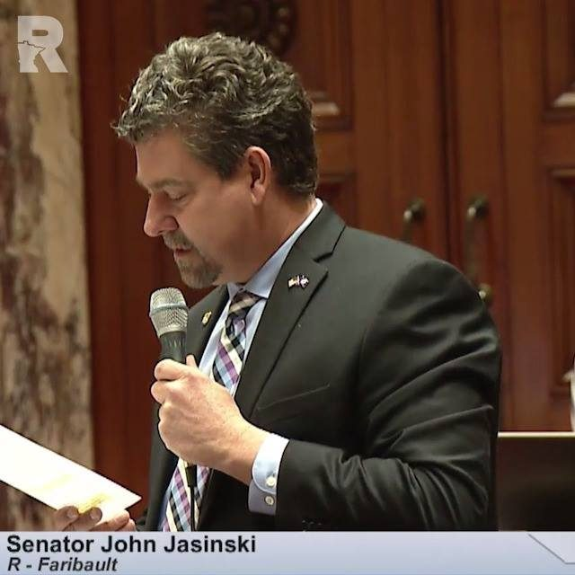 Watch my comments from last week's transportation bill debate about why the high…