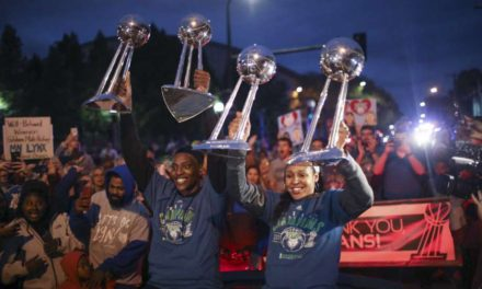 Congratulations to the Minnesota Lynx. Now get out and support them – American Experiment