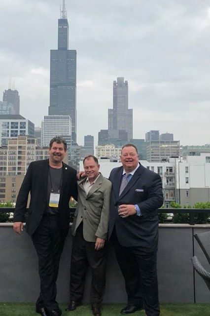 In Chicago for GOPAC.  Great night!