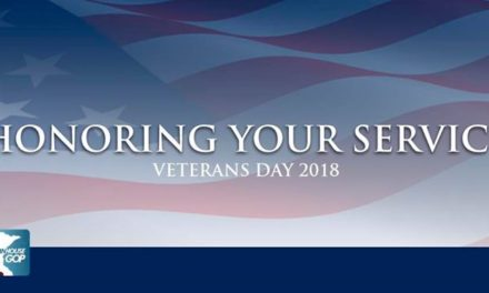 ‪Today we honor the service and sacrifice of our nation's veterans, past and pre…