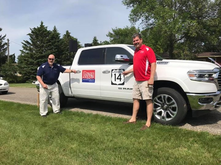 Had a super time at the Ellendale Parade this afternoon. Nothing better than spe…